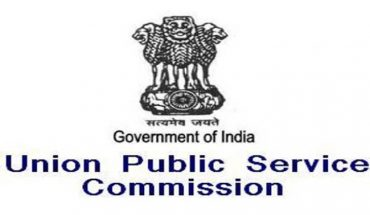 Image Represents Union Public Service Commission of India.