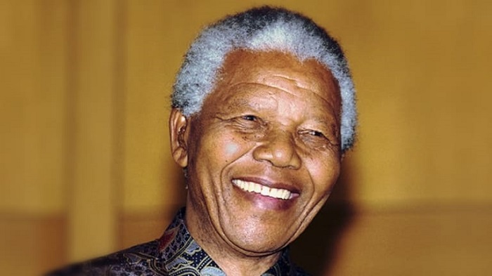 Great Political Leader Of South Africa - Nelson Mandela.