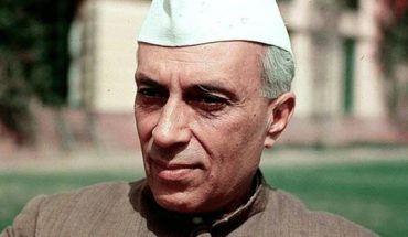 Our Great Indian Political leader Jawaharlal Nehru.