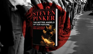 The Better Angels Of Our Nature - A Book By Steven Pinker About International Politics.