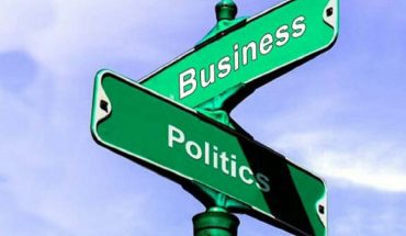 Business & Politics - Represented In Signboard.