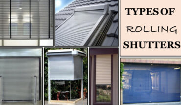 An Image Representing The Various Types Of Roller Shutters.